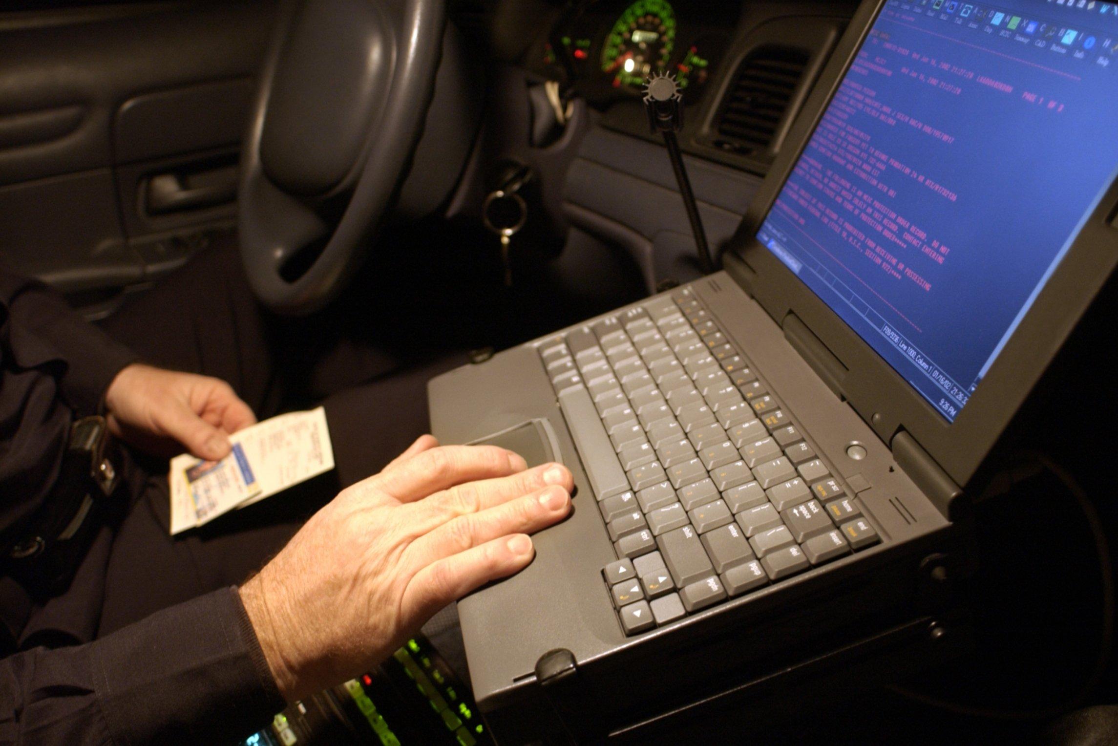 ticket - suspended license