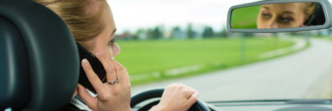 cell phone driver with ring